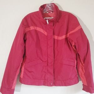 Vintage fleece lined columbia jacket